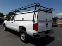 Kargomaster Truck Cap Ladder Rack : New : Truck