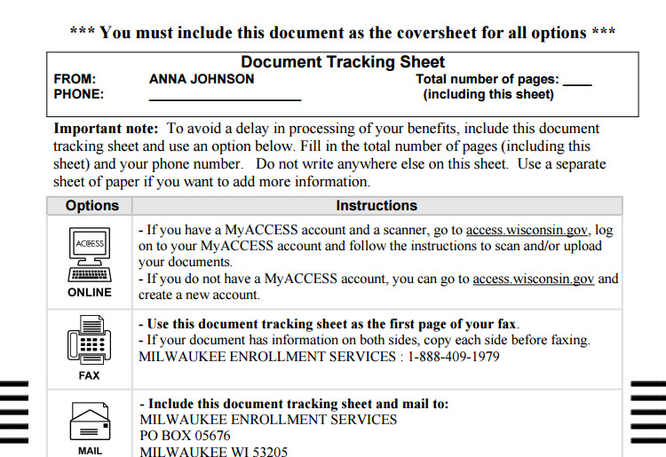 AH 141 Submit Documents Introduction - fax document