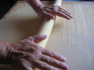 pasta making in London
