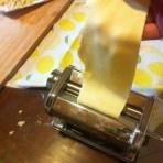 Leçons de fabrication des pâtes à Bologne