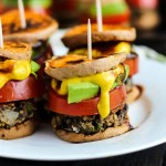 Vegan Sweet Potato Sliders