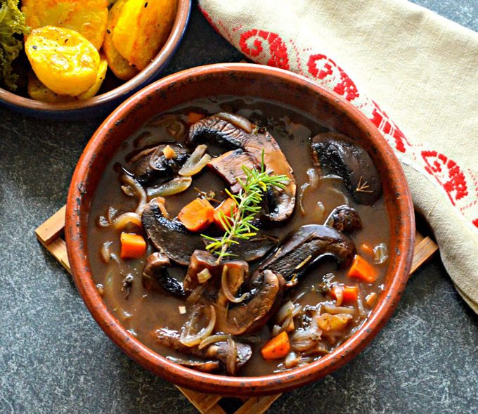 Get cozy this winter and bust out your Crockpot for these Vegan Slow ...