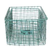 GreenGate Metallkorb Mint Large Set Of 2pcs.   online ...
