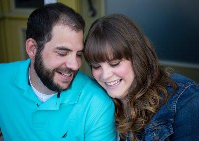 Emma + Trevor – Inglewood Engagement