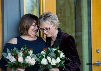 Brenda + Lise – Azuridge Elopement in the Foothills