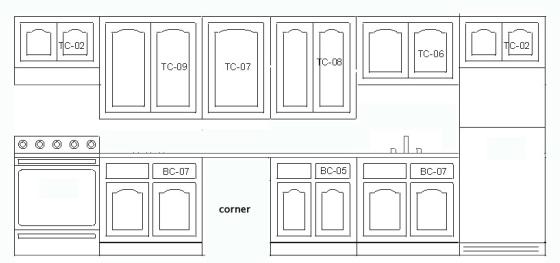 Kitchen Cabinet Heights Inspiration Dishy Ikea Kitchen Wall