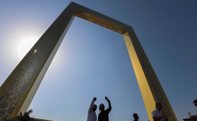 Dubai Frame Enters Guinness Book Of Records Emirates24 7