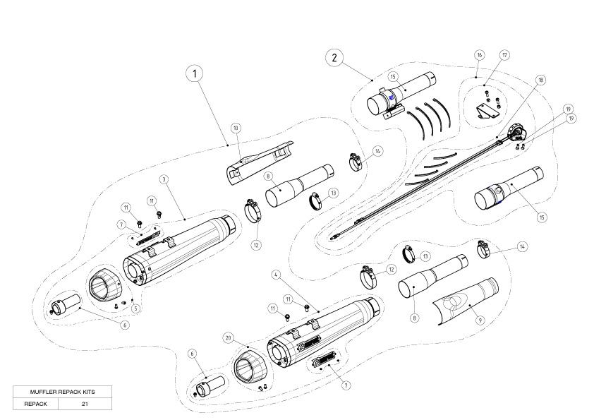 harley sportster tail light schema cablage