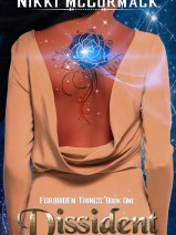 Cover Reveal: Forbidden Things by Nikki McCormack