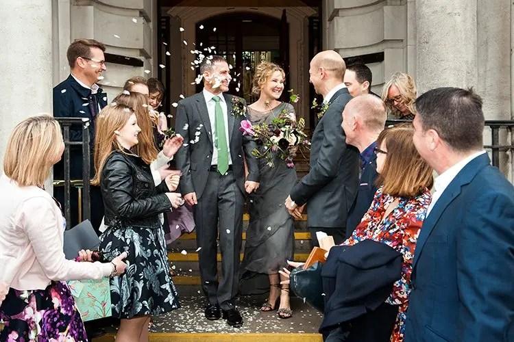 Greenwich Register Office Wedding Photographer Emma Duggan