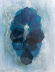 DAN ROACH Parla, 2014, oil and wax on panel, 40.5 x 30.5cm