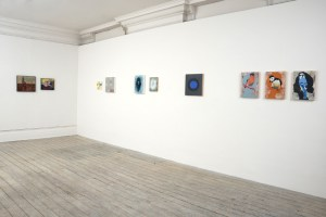 Panel Paintings 2, 2014