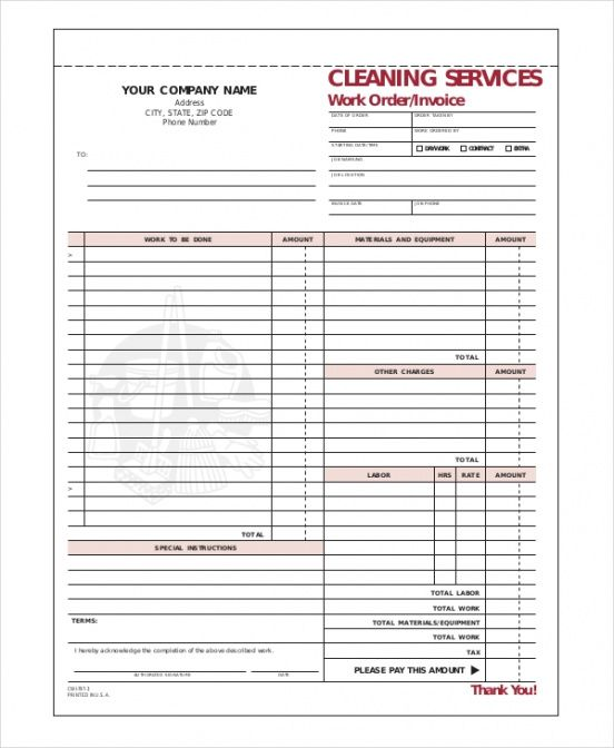 Moving Company Invoice Template Free Tomahawk Talk Invoice Example - company invoice forms