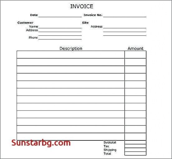 Music Invoice Musician Invoice Template Music Teacher Invoice Music - Musician Invoice Template