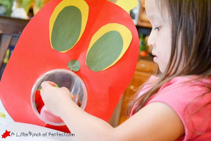 The Very Hungry Caterpillar Party Game