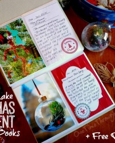 Christmas-Ornament-Memory-Book