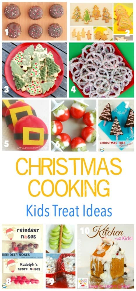 10 Kids treat Ideas for Christmas - Make holidays Extra Special