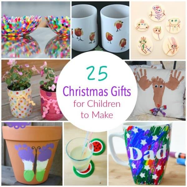 25 Christmas Gifts Made by Children - PELITABANGSA .CA
