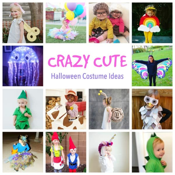 Crazy Cute Kids Halloween Costume Ideas  sc 1 st  Emma Owl & Crazy Cute Halloween Costume Ideas for Kids - Emma Owl