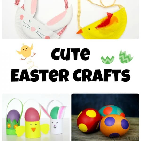 9 Cute Easter Crafts-Square