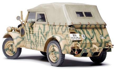 Tamiya 1 16 Kubelwagen Type 82 European Campaign 36205