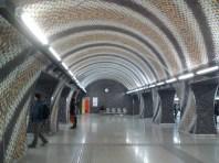Because I love subway stations.
