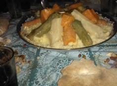 Couscous!
