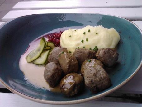 Swedish meatballs!