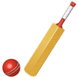 Moon Wallpaper Iphone Cricket Bat And Ball Emoji For Facebook Email Amp Sms Id