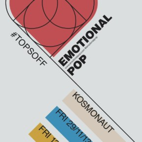 Event: Emotional Pop @Kosmonaut MCR