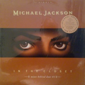"Michael Jackson - In The Closet (KI's 12"")"