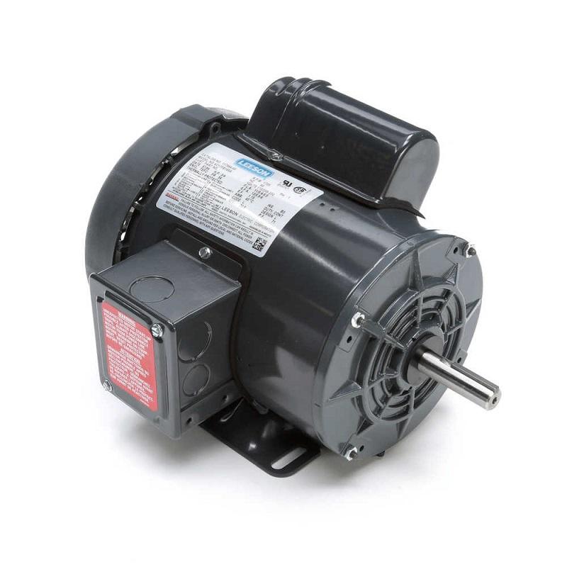 Leeson 11786400 075HP 1725 56 Fr TEFC () eMotors Direct