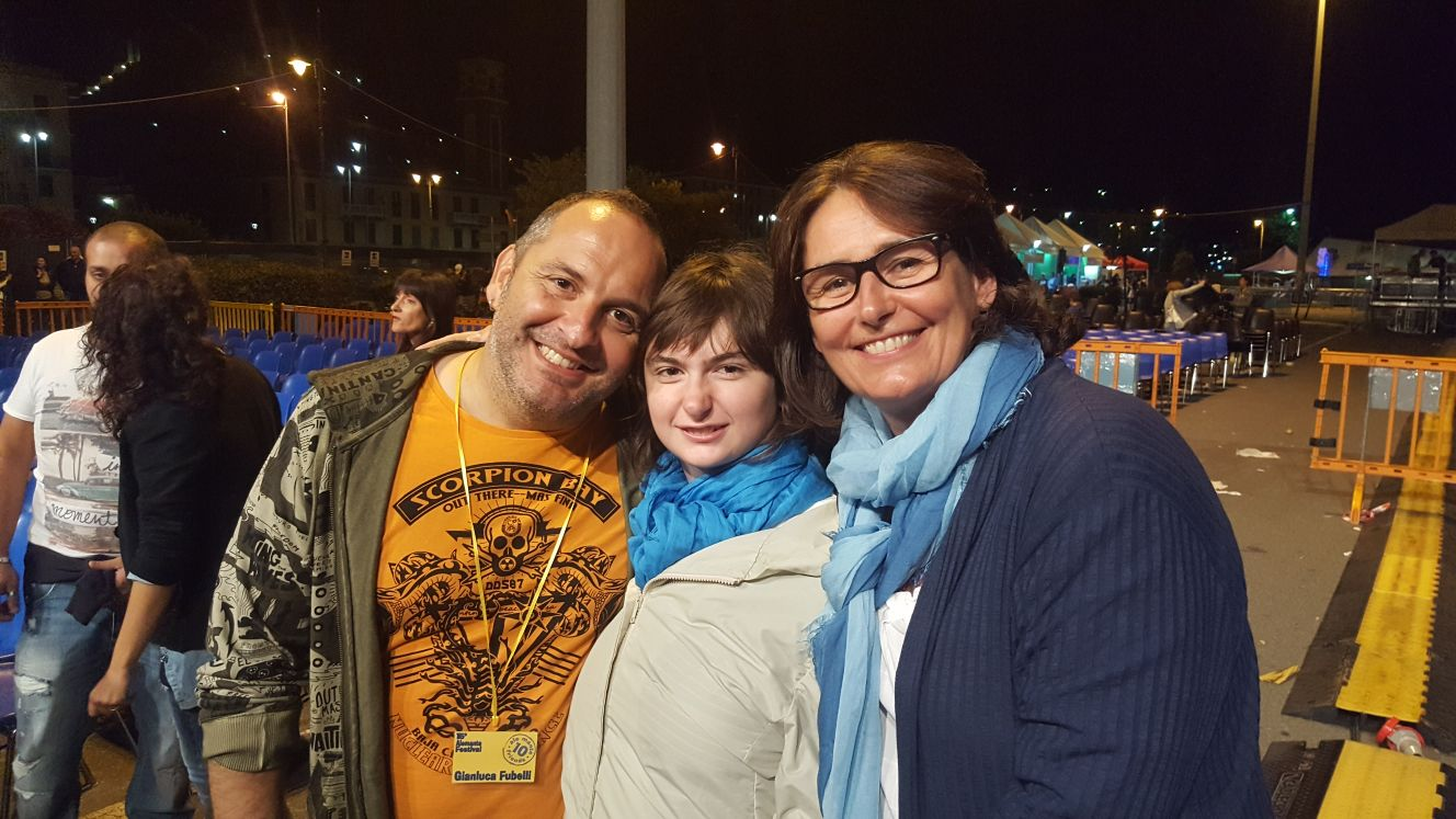 Agnese, Anna e Scintilla