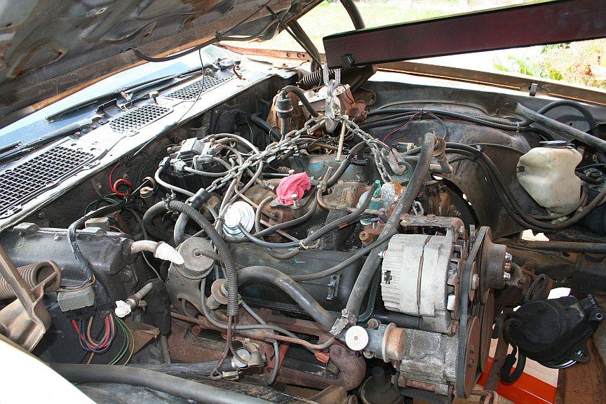 94 Firebird LT1 into \u002778 Camaro project back on Page 5 NastyZ28