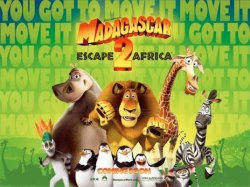 Film picture: Madagascar: Escape 2 Africa