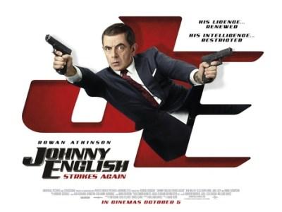EMPIRE CINEMAS Film Synopsis - Johnny English Strikes Again