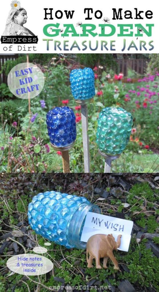 Permalink to Garden Art Ideas For Kids