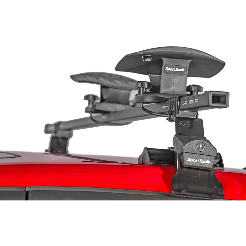 Sportrack Sr5512 Saddle Kayak Carrier