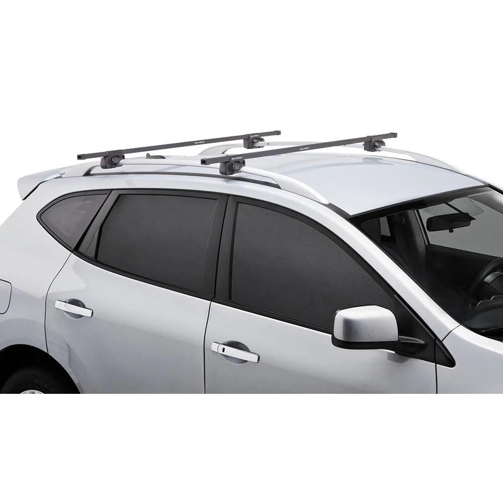 Sportrack Sr1009 Complete Roof Rack System
