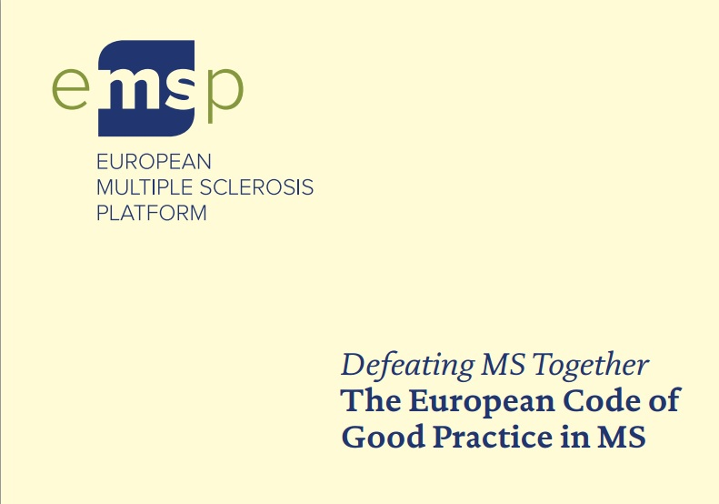 Code of Good Practice EMSP European Multiple Sclerosis Platform