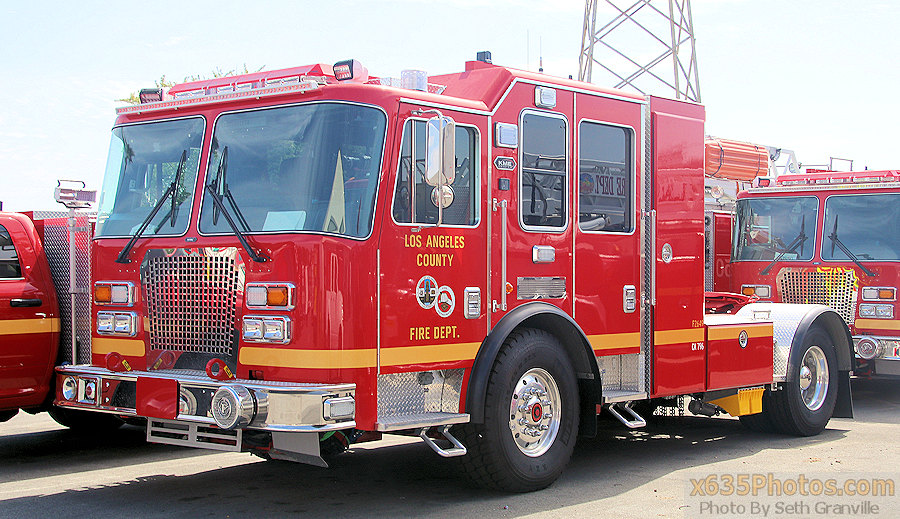 Los Angeles County Fire Dept - LACoFD - Severe Service USAR - firefighter resume