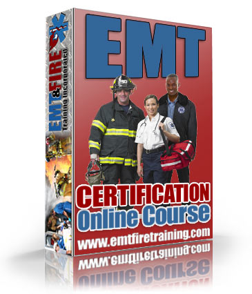EMT Course - NREMT Accepted EMT Classes Online