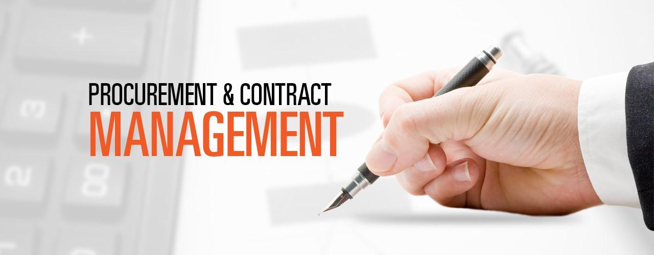 Procurement and Contracts Management - Elite Management Training
