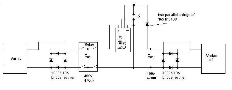 plasma spark plug schematic