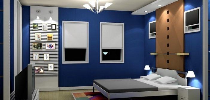Quelle couleur de peinture pour une chambre à coucher ? - En apparté