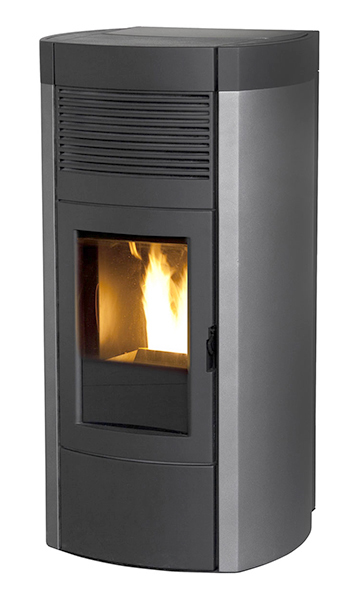 Pellet Stove For Hot Air Production Mcz Musa Air 10