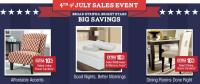 Overstock 4th of July Sales and Discount on Home Furniture ...
