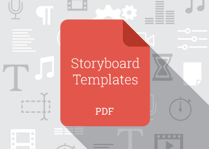 Free Storyboard Template Pack Enchanted Media - free storyboard templates