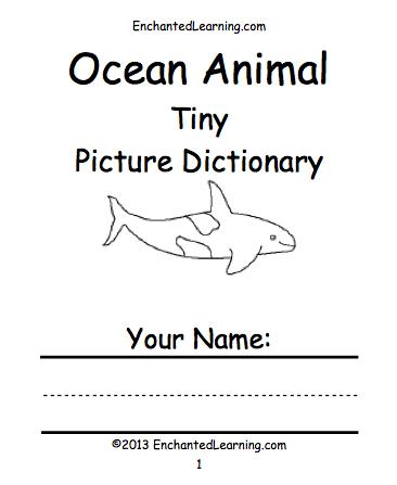 Ocean animal worksheets for preschoolers 1000 images