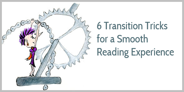 6 Types of Transition Phrases and Sentences (with Examples)